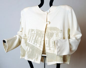 Artwear cotton Jacket
