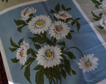 Retro Table Cloth New Unused Vintage Beauty