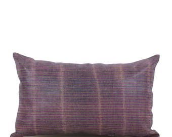 12 x 20 Pillow Cover Ikat Pillow Cover Old Ikat Pillow Cover Throw Pillow Decorative Pillow FAST SHIPMENT with ups or fedex - 09171