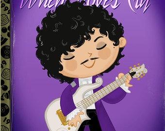 When doves Cry - 8x10 PRINT