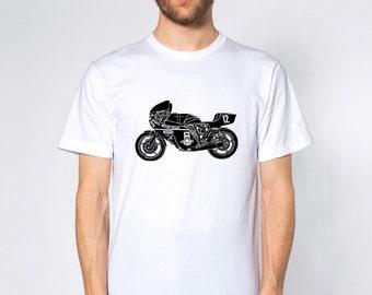 KillerBeeMoto: Limited Release Italian Engineered Motorcycle - Isle of Man TT Race Bike Short & Long Sleeve Shirts