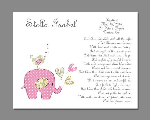 Baptism gift from godparents baby girls christening gift m4hsunfo Image collections