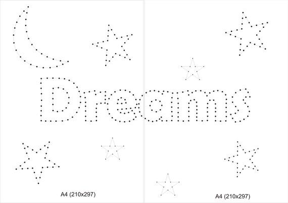 string art pattern string art template gift for kids string. Black Bedroom Furniture Sets. Home Design Ideas