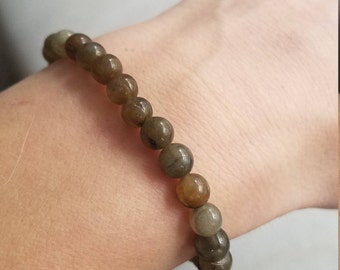 Labradorite Bracelet for Adults