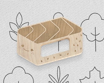 Sake Nigiri Natural Wooden Teether