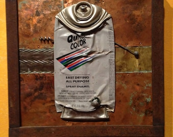 Quick Color----Marble, Copper