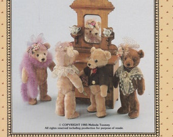 Teddy Bear Kit (Old Fashions), Tea Time Bebo and Babette #126, Anything But Ordinary