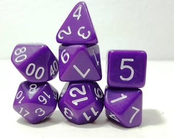Perfect Plastic Dice