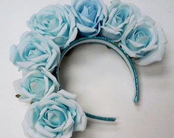 Cinderella Jumbo Flower Crown
