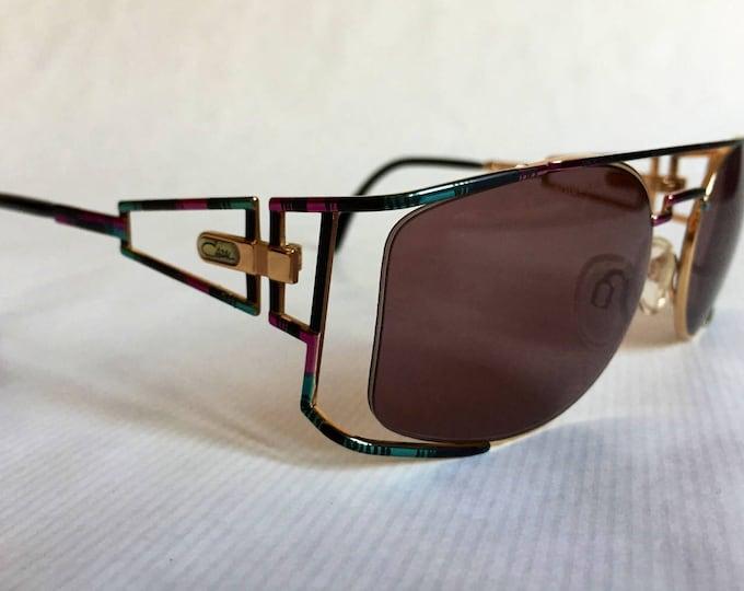 Cazal 967 Col 469 Vintage Sunglasses New Old Stock