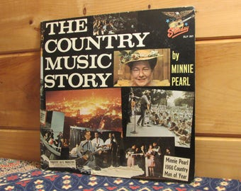 Signed!!! - Minnie Pearl - The Country Music Story