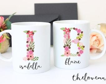 Bridesmaid Mug, Bridesmaid Gift, Personalized Mug, Wedding Gift, Personalized Bridesmaid Gift, Bridal Party Gift, Maid of Honor Mug, Coffee