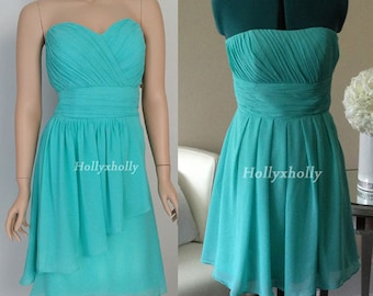 Aqua bridesmaid dress, Aqua wedding, Aqua dress