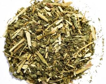 PASSIONFLOWER | Organic Herbal Tea | Loose Leaf and Tea Bags | Tea Tins | Eco-Friendly Packaging