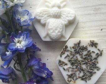 Lavender & Cedarwood Soap •vegan•