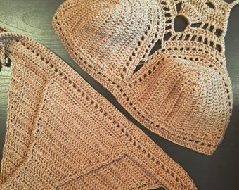 Crochet 'Gitana' Bikini