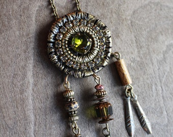 Bohemian Treasure Necklace