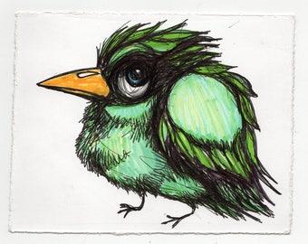 Bird Drawing #3