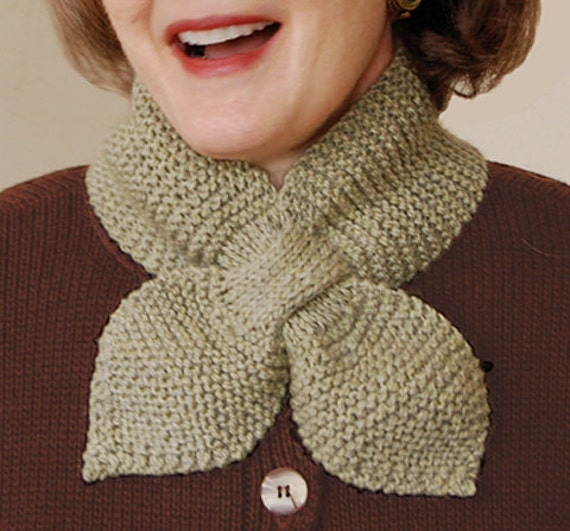 Lotus Leaf Scarf to Knit PDF Pattern Instant Download from ValLove ...