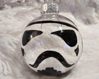 Star Wars Storm Trooper Handmade Christmas Ball
