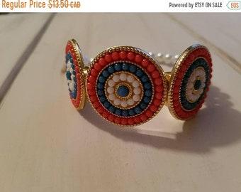 Sale Sale Sale Multi mix beaded bracelet