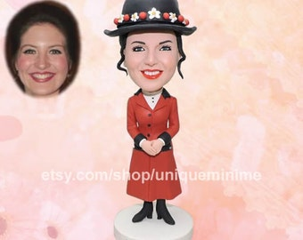 Best Wife Ever Bobblehead dolls - Wife Gift - Custom Bobblehead dolls for Wife - Anniversary Gift for Her