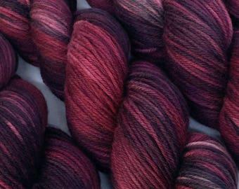 Superwash DK Wool 100% Merino - Drama Queen Colourway