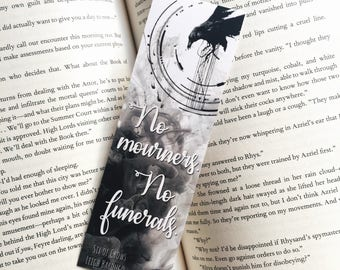 No Mourners | Six of Crows Bookmark