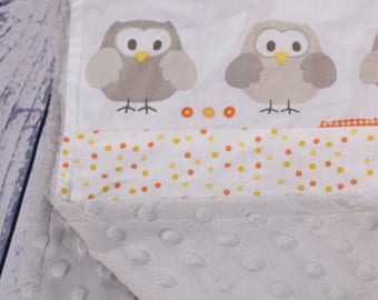 Cover mixed baby owls collection