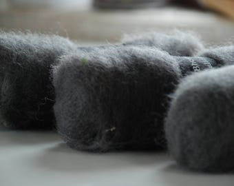 BHEDA dark grey  Co.No. WB0440 - 25g/ball