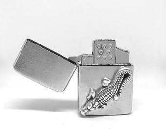 Alligator Pocket Lighter