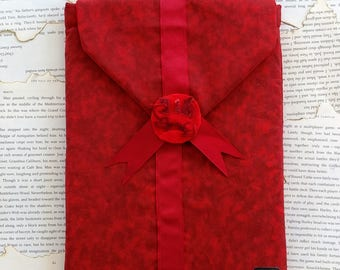 Holwer (Harry Potter) (Ron Weasley) inspired Bookimabob book/tablet/kindle sleeve