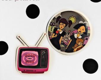 Daria's Dreamland sticker pack