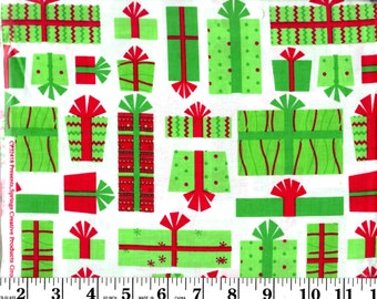 1 Yard, Christmas Presents, CP32418, Springs Creative