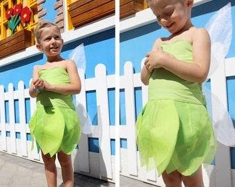 Tinkerbell Costume