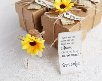 how to ask your maid of honor