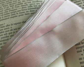 Pink moire Ribbon