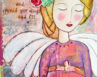 Be At Peace Darlingheart