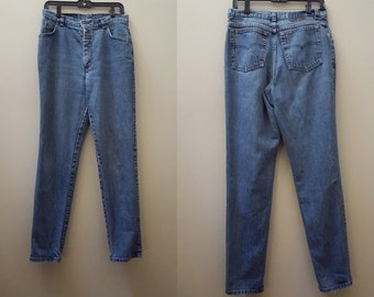 Vintage Levi's // 80s/90s High-Waisted Levi's Jeans