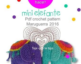 Minis Elefantes Hindú