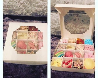 Sweet Filled boxes