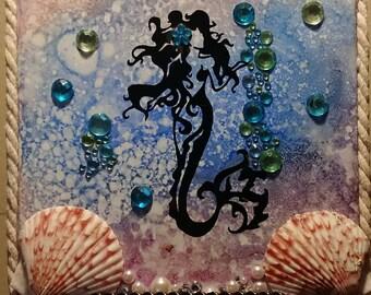 Underwater Fantasy Mermaid
