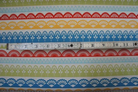 "Riley Blake Designs ""Serenata"" by Samantha Walker C3264 multi (lace pattern) BTY (by the yard)"