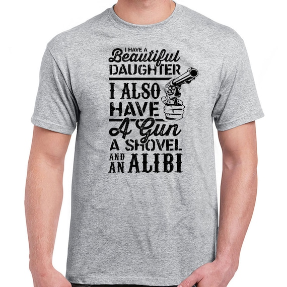 Funny Dad Shirt Dad Gift Ideas Father T Shirt I Have A