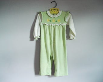 Adorable vintage Carter's outfit - 18 months