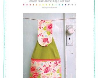NEW PDF Hanging Towel Pattern.  Sewing Pattern.  Kitchen. Gift Idea. Tea Towel.