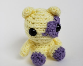 Mini Crochet Kitty