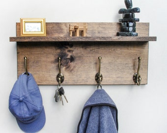 Wooden Coat Hanger, Wooden Coat Hooks
