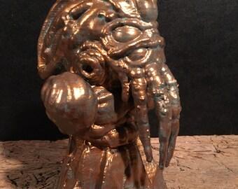 Cthulhu Bust - Bronze