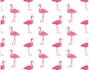 Baby Girl Bedding - Flamingo Crib Sheet / Changing Pad Cover / Pink  Fitted Baby Bedding / Flamingo Baby Bedding Etsy / Crib Bedding Set